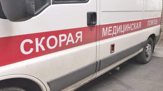 Двое взрослых и ребенок пострадали в аварии в центре Екатеринбурга