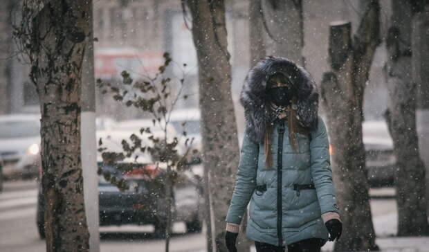 НаУрале из-за арктического вторжения ожидаются морозы до-31 градуса