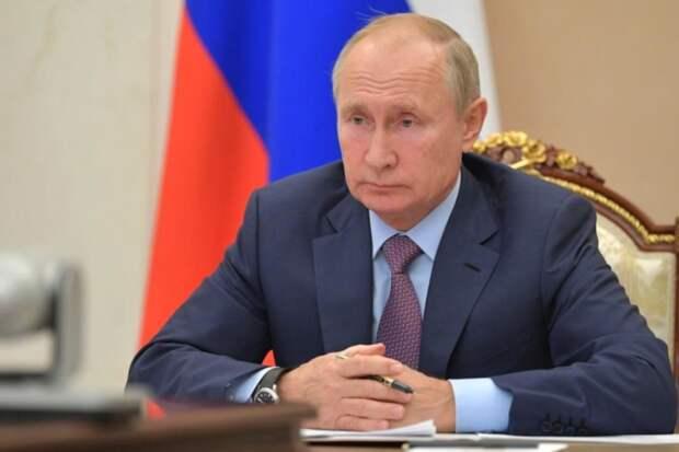 Путин поручил снизить ставку поипотеке для семей сдетьми