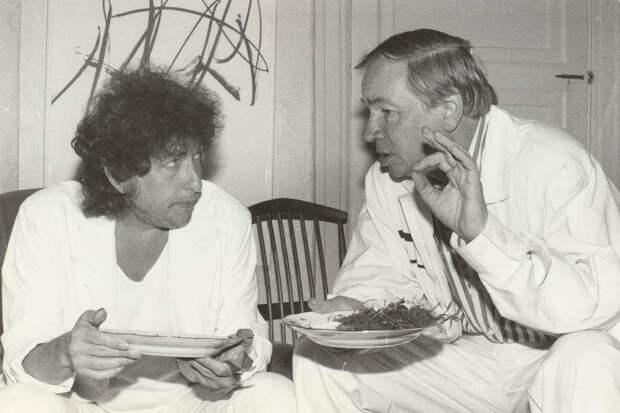 Как советский поэт Андрей Вознесенский очаровал саму Жаклин Кеннеди