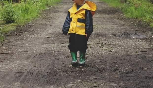 В лесу под Сочи нашли пропавшего трехлетнего ребенка