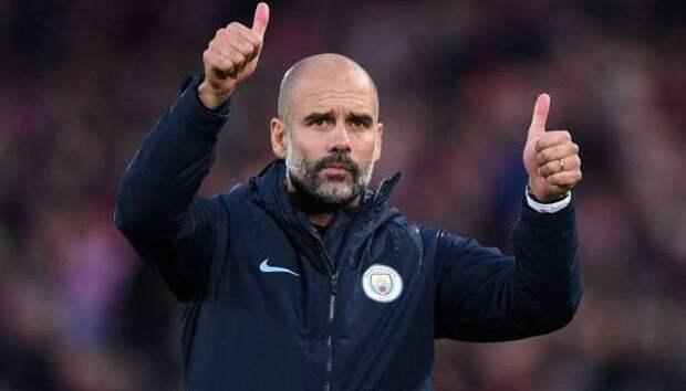 Гвардиола провел 300-й матч в качестве тренера Манчестер Сити