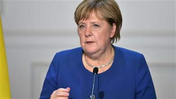 """Общей оценки с США по """"Северному потоку 2"""" пока еще нет - Меркель"""