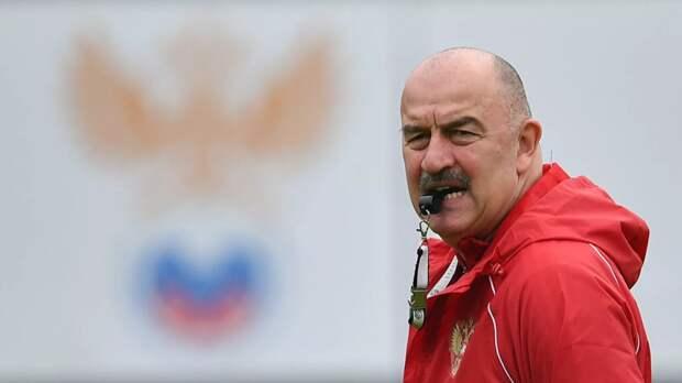 Черчесов назвал цель сборной России на Евро-2020