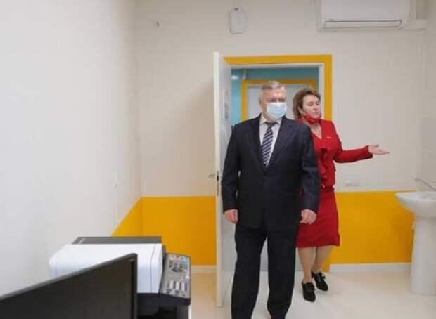 Строительство детского хирургического центра начинается в Ростове
