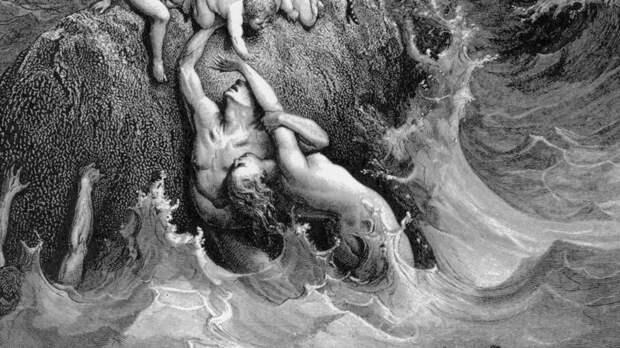 Всемирный Потоп: как Моисей не того Ноя в Библию записал...