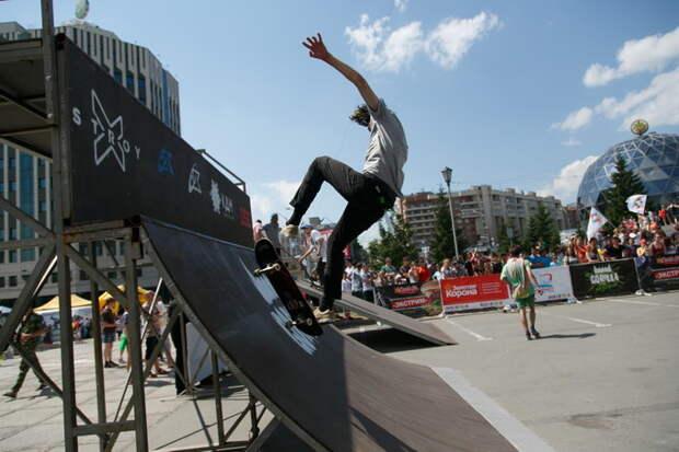 Средняя цена на скейты, ролики и лонгборды в 2021 году названа в Новосибирске