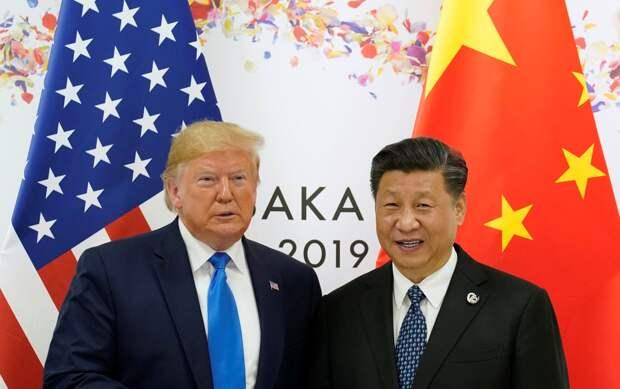 США, Китай и «первая фаза» торгового соглашения