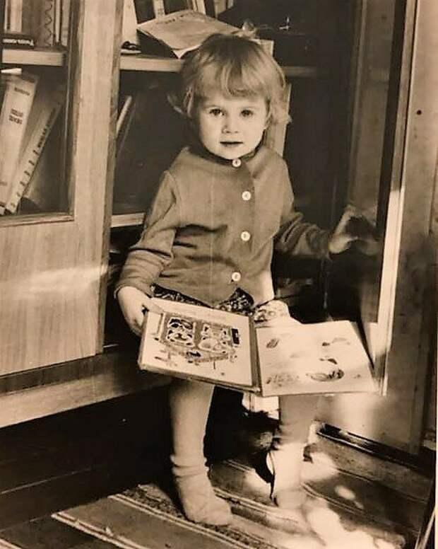 Мы рождались с книгой в руках