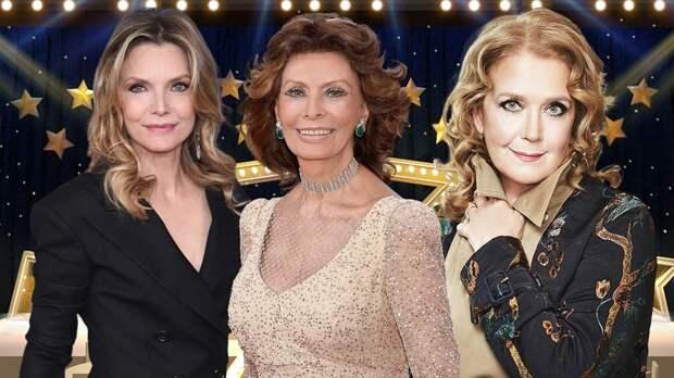 Актрисы, которым удалось постареть красиво (возраст поражает)