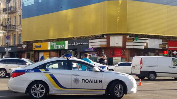 Украинская полиция задержала подростка, который «зиганул» ветерану ВОВ