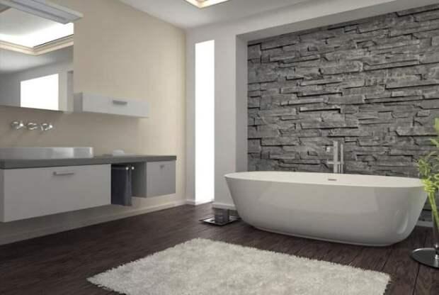 Дизайн ванной 2020: актуальные идеи и современные тренды (74 фото)