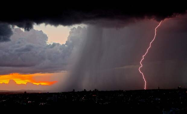 Похолодание и дожди придут в Крым к 9 мая