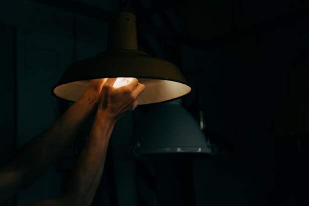 Часть Симферополя осталась без света до вечера