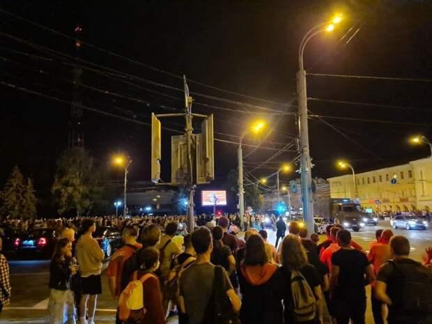 «Комментарии излишни…» Что происходит в Минске и других городах Белоруссии после выборов президента