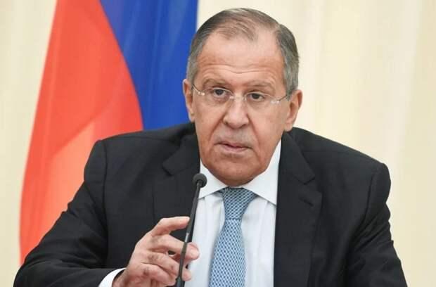 Интервью Сергея Лаврова о внешнеполитических итогах года