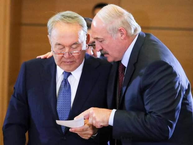 Лукашенко, «спасаясь от Кремля», готовит назарбаевский вариант транзита власти