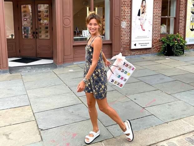 Регина Тодоренко в большом городе