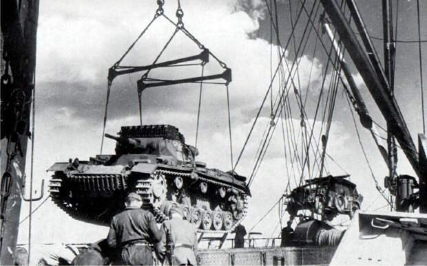 Как Роммель разгромил британцев в Киренаике