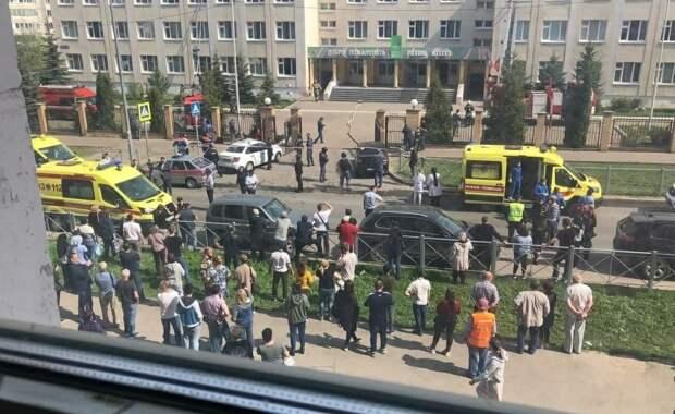 Стрельба в Казани: эксперт дал рекомендации по предотвращению подобных трагедий