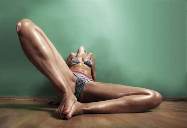 Human Dilatations. Обнаженные женщины