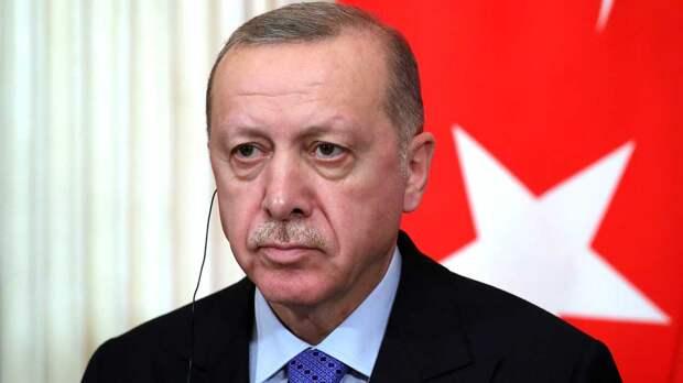 Эрдоган предупредил об ослаблении Евросоюза без поддержки Турции
