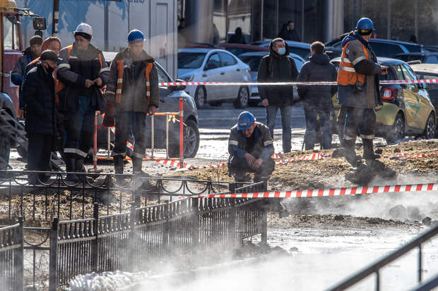Закопать на 50 лет и забыть. Петербургские трубы устали ходить через ноль