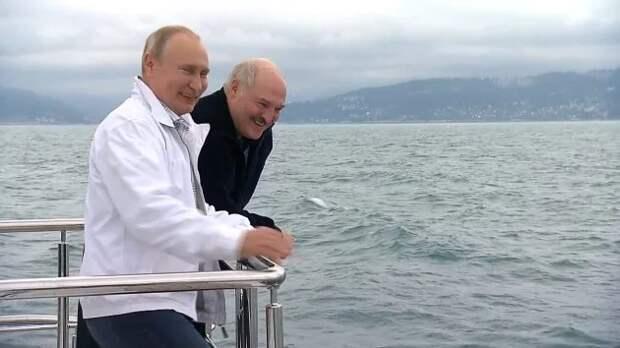 Очередная встреча Лукашенко и Путина обошлась России в 500млн долларов!