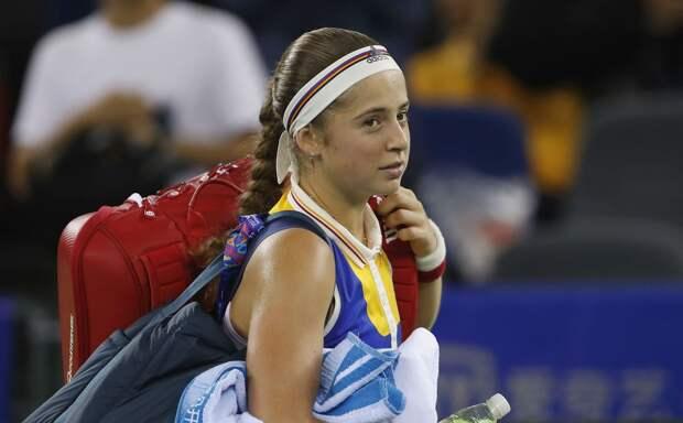 Остапенко и Рыбакина вышла во 2-й круг турнира в Мадриде