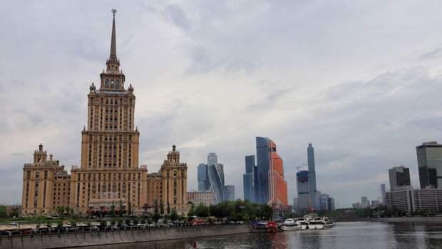 Рост продаж элитной недвижимости зафиксировали в Москве