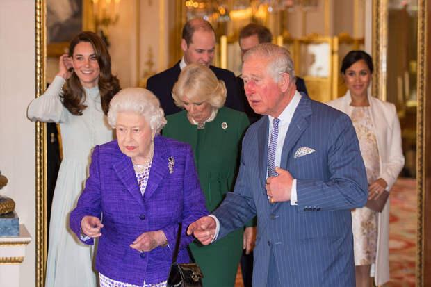 Расизм в королевской семье