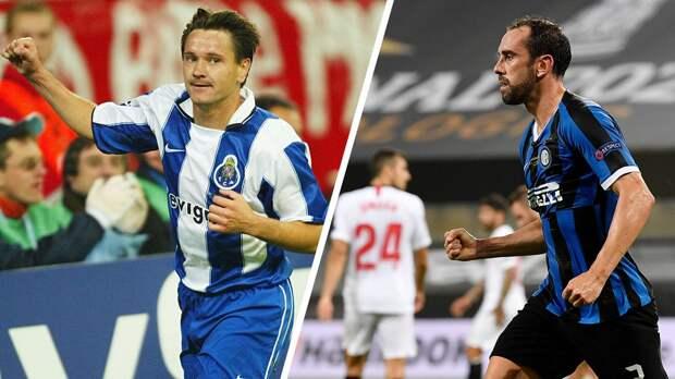 Годин повторил достижение Аленичева и еще 4 игроков, забив в финале и Лиги чемпионов, и Лиги Европы