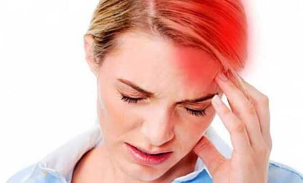 Симптомы мигрени и способы её лечения