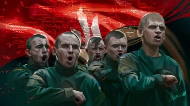 Украинская радикал Белозерская выдала тайну Киева: нацбатальоны до сих пор воюют в Донбассе