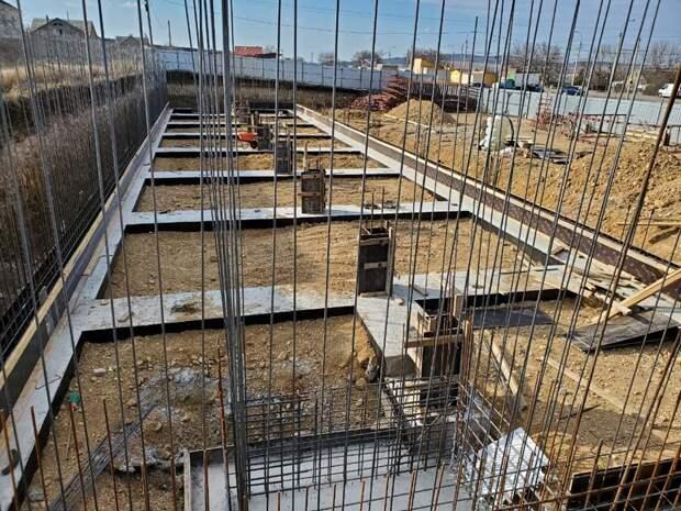 Рынок в 30 000 квадратных метров строят в Симферопольском районе