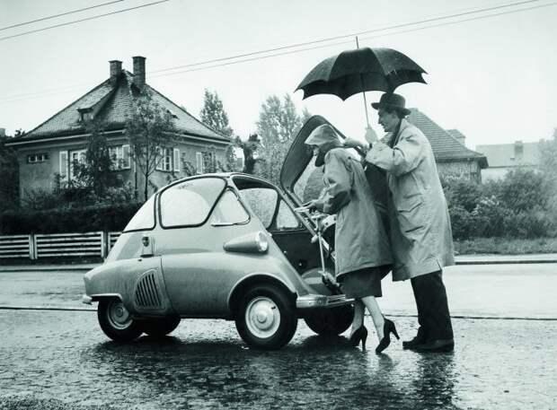BMW Isetta сыграла колоссальную роль в развитии компании, став спасательным кругом от банкротства. /Фото: pictures.topspeed.com