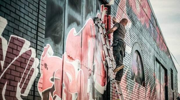 ВПетербурге выделят пространства для легальных граффити