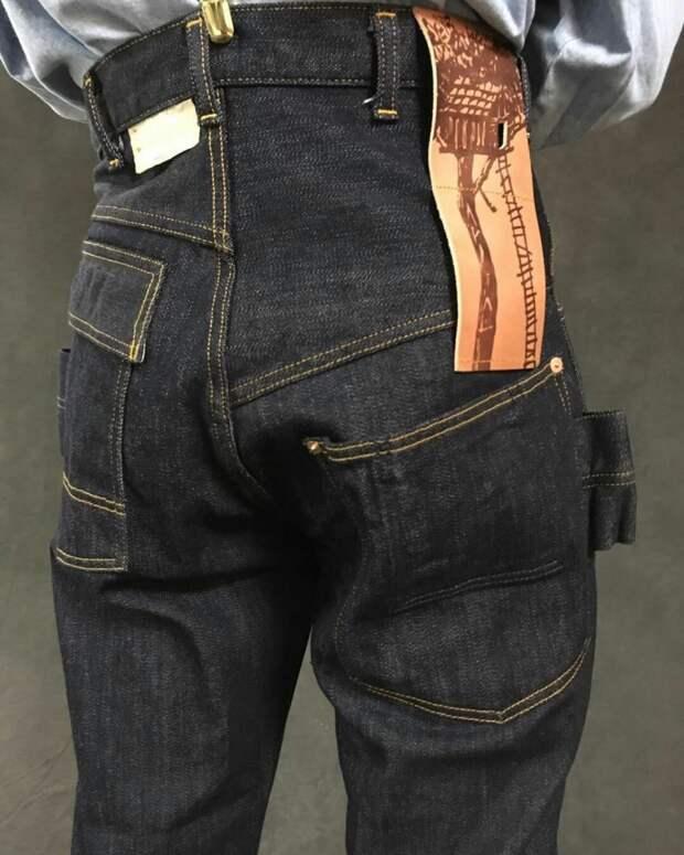 """""""Неправильные"""" джинсы"""