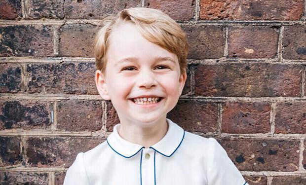8 малоизвестных фактов о принце Джордже в его восьмой день рождения