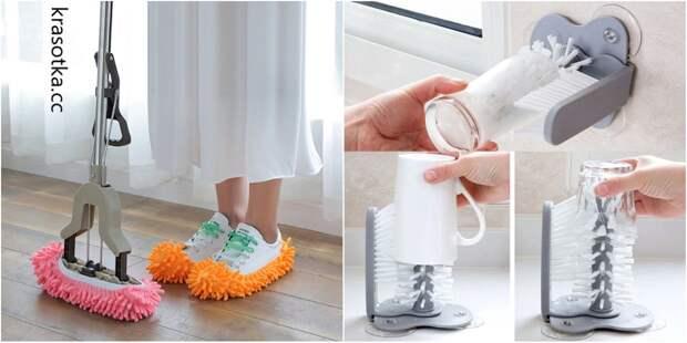 15 полезных предметов AliExpress, которые позволят убрать ваш дом без особых усилий
