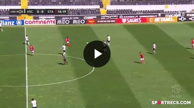 Highlights: Vitória SC 1-0 Santa Clara (Liga 20/21 #27)