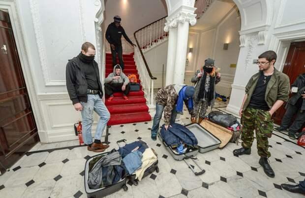 2020— год сквоттера: вЕвропе захватывают пустующие дома россиян