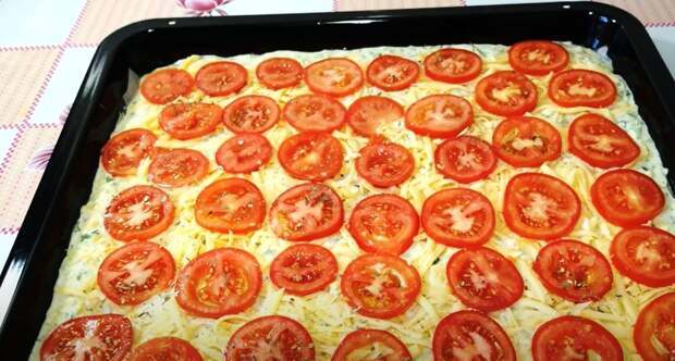 Кабачковая пицца: вкусная и полезная, оторваться невозможно! Простой и полезный рецепт