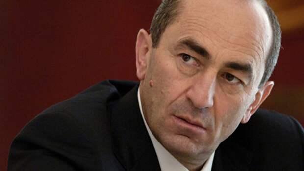 Кочарян с двумя партиями сформировал предвыборный блок «Армения»