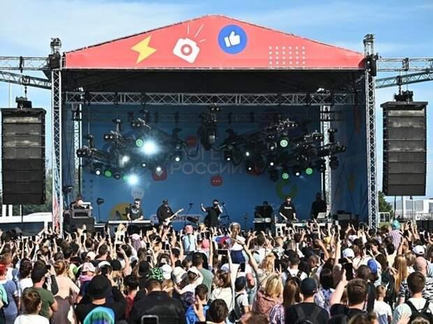 """Фестиваль """"Блогеры России"""" посетили больше 47 тысяч человек"""