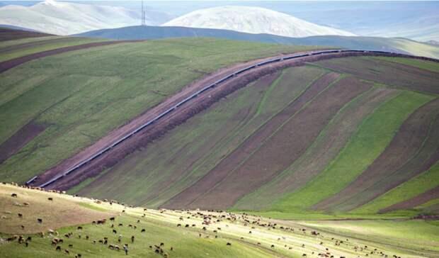 Все готово для поставок азербайджанского газа вЕвропу поTAP