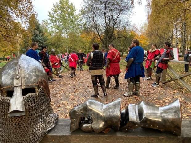 Открытая тренировка по средневековому историческому бою в доспехах пройдёт в Твери