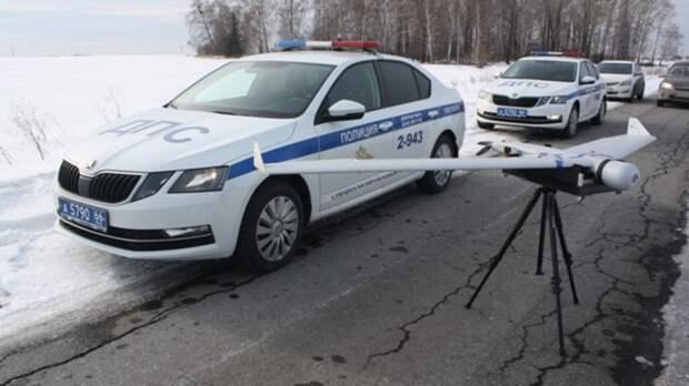 Беспилотники будут фиксировать нарушения надорогах Ростовской области
