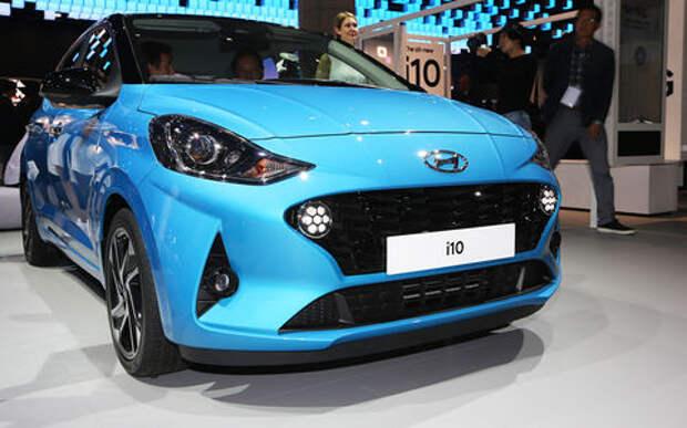 Hyundai i10 нового поколения: «мимими» вам в ленту!