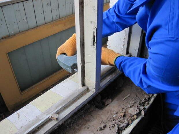 Как правильно устанавливать пластиковые окна